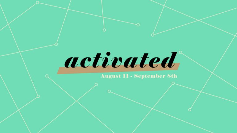 Activated Sermon Series - A study of the book of Acts