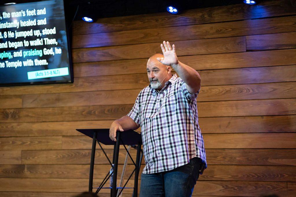 Pastor Jamie Tyler