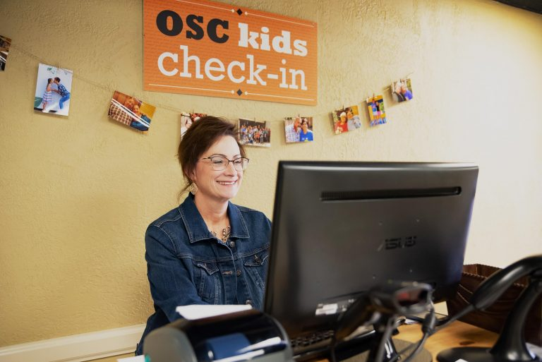 OSC Kids Check-In