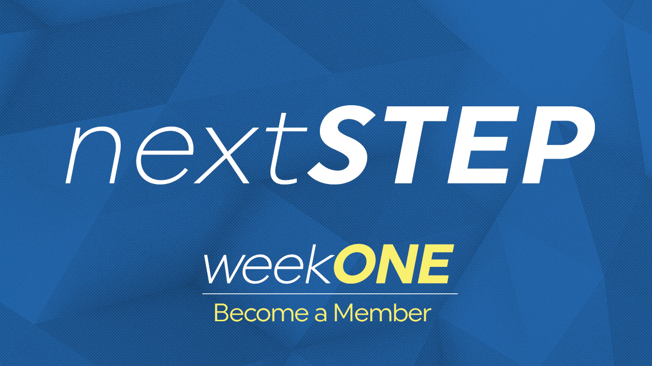 Next Step | Week 1