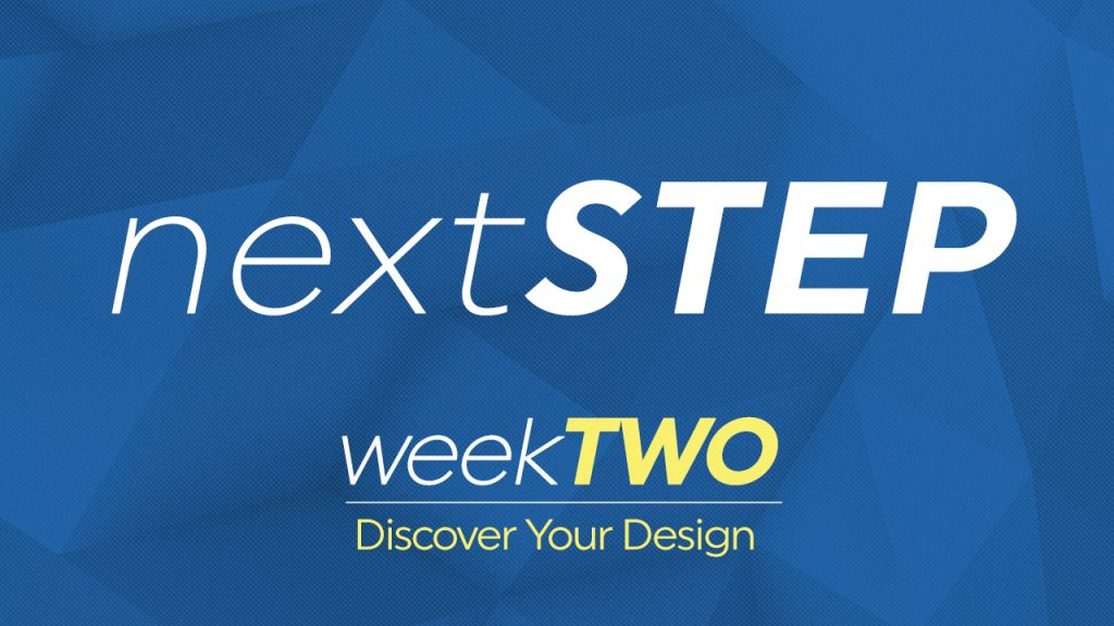 Next Step | Week 2