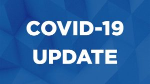 COVID-19 Church Update 1