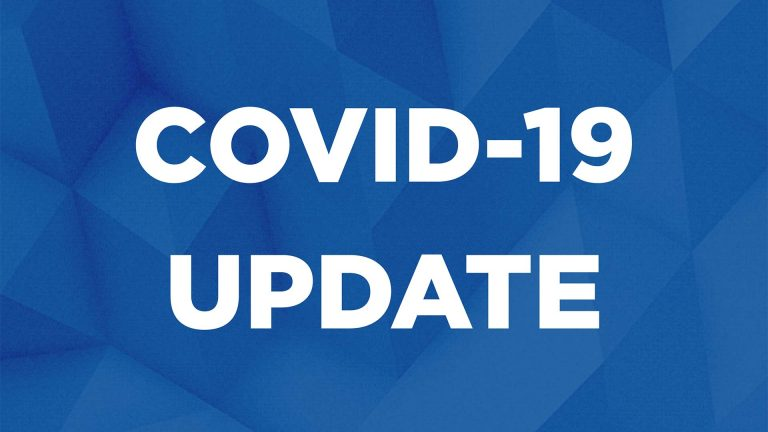 COVID-19 Church Update 1