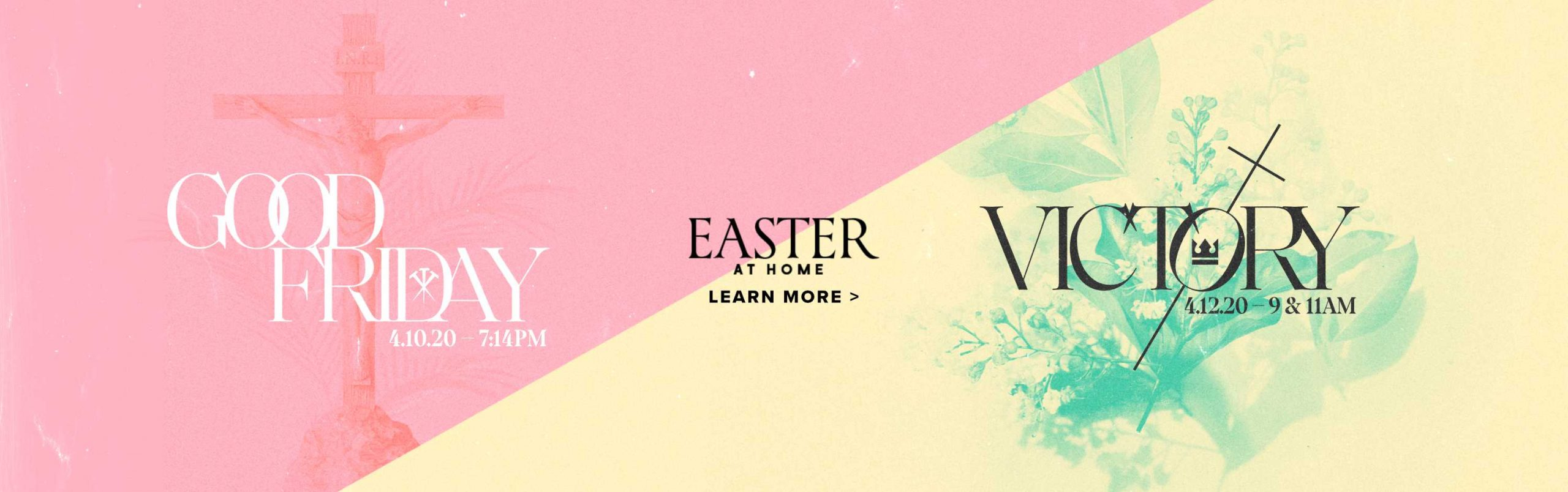 Easter Church Services in Jennings, Crowley, Eunice, LA
