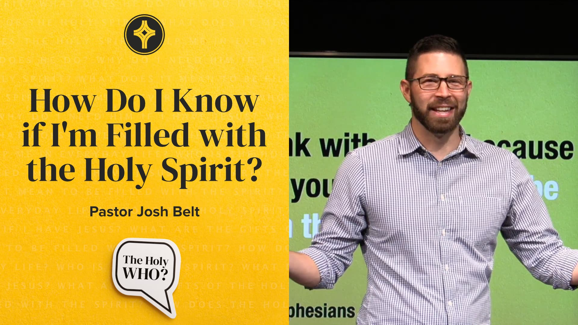 How Do I Know if I'm Filled With the Holy Spirit?
