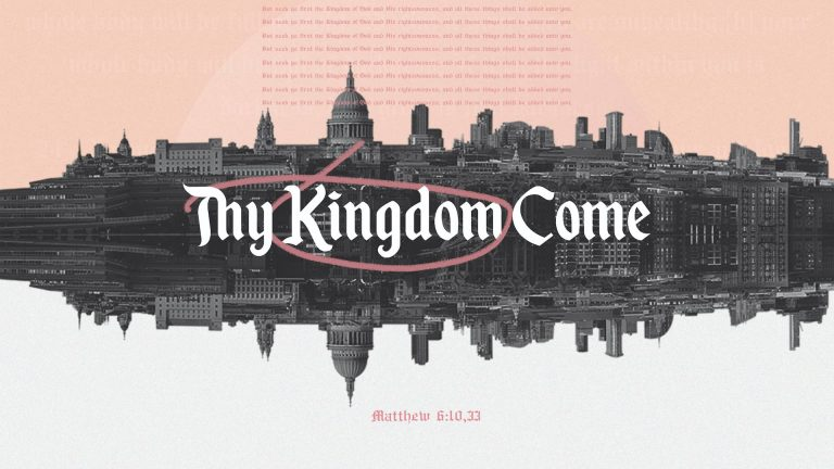 Thy Kingdom Come Series
