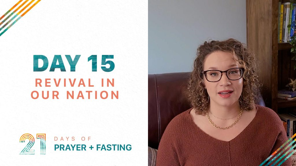 Day 15 - Revival in Our Nation