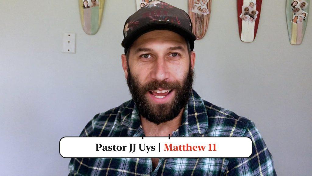 February 15 | Matthew 11