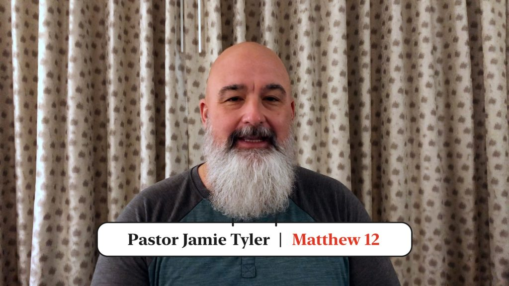 February 16 | Matthew 12