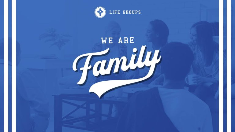 We Are Family Series