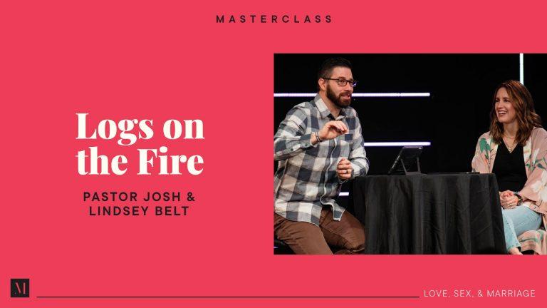 Logs on the Fire - Jennings