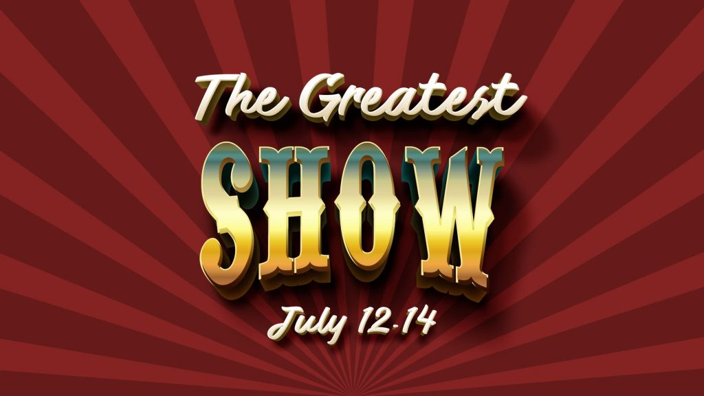 Kids Camp 2021 - The Greatest Show