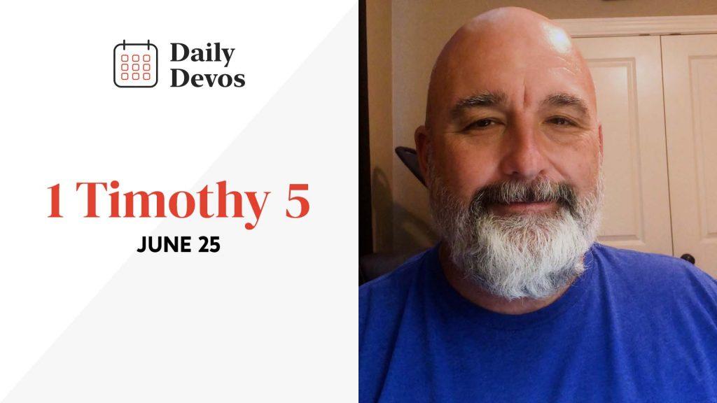 1 Timothy 5