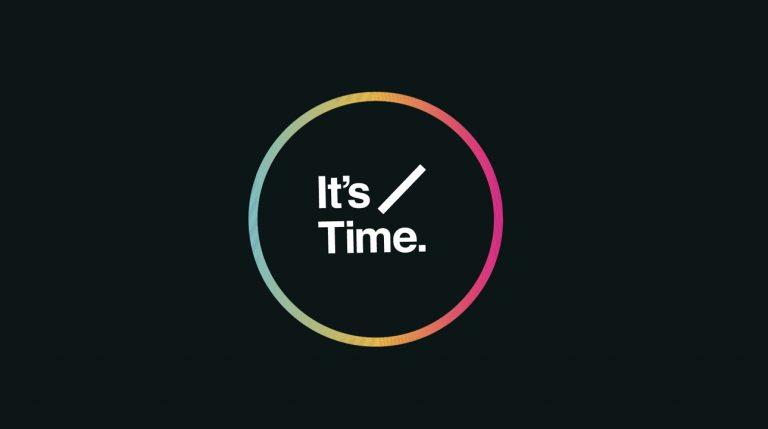 It's Time Sermon Series