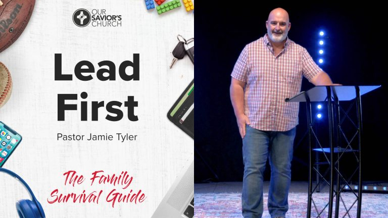 Lead First