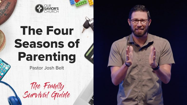 The Four Seasons of Parenting