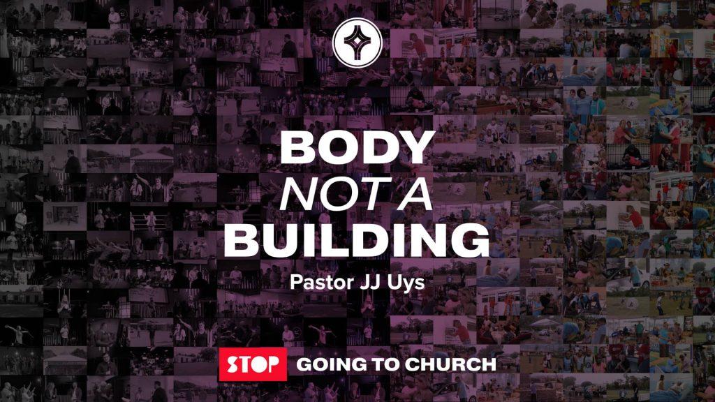 Body Not a Building - Crowley