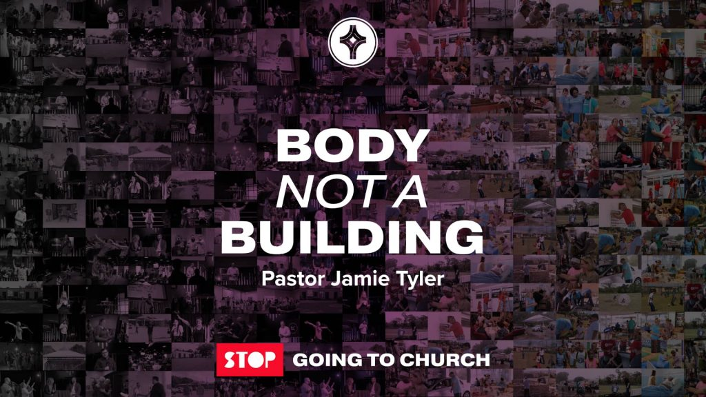 Body not a Building - Eunice