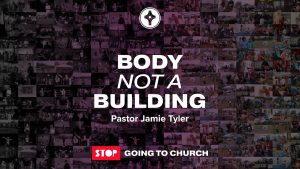 Body not a Building - Eunice