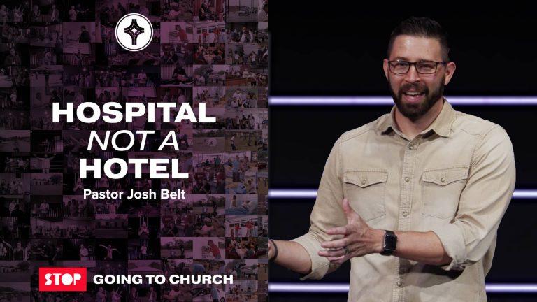 Hospital not a Hotel - Jennings