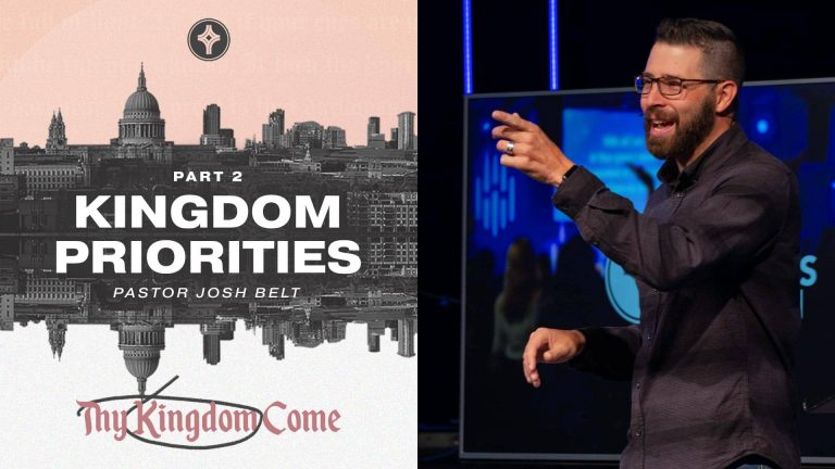 Kingdom Priorities - Jennings