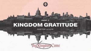 Kingdom Gratitude - Crowley