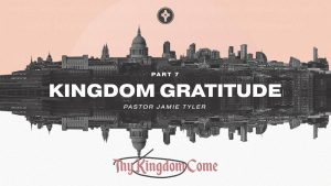 Kingdom Gratitude - Eunice