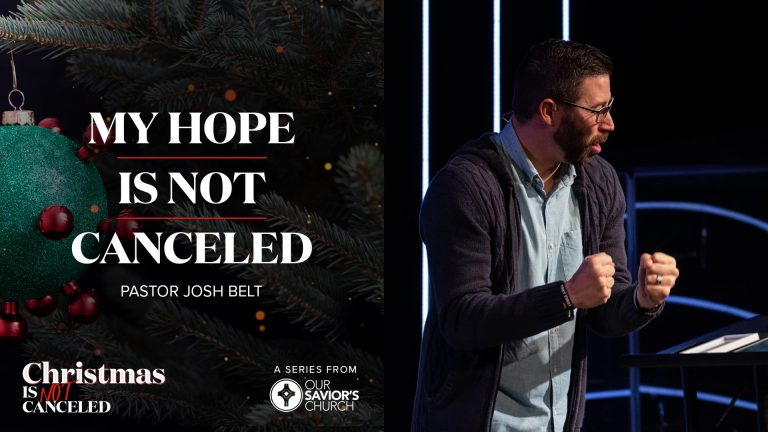 My Hope is not Canceled-Jennings
