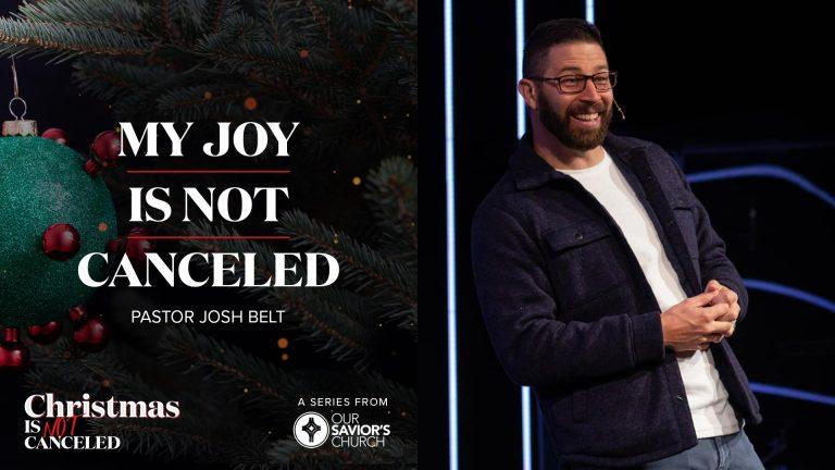 My Joy is Not Canceled