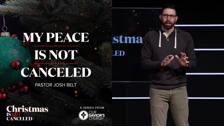 My Peace is Not Canceled-Jennings