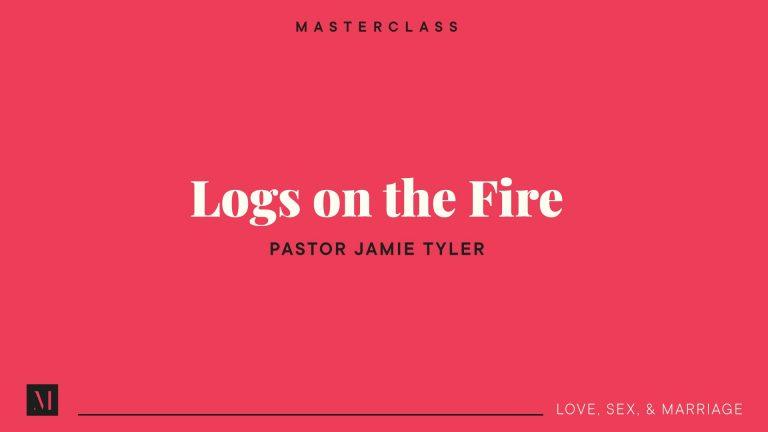 Logs on the Fire-Eunice