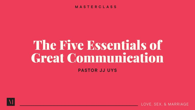 The Five Essentials of Great Communication-Crowley