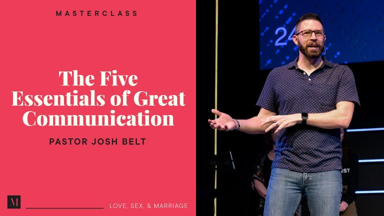The Five Essentials of Great Communication-Jennings