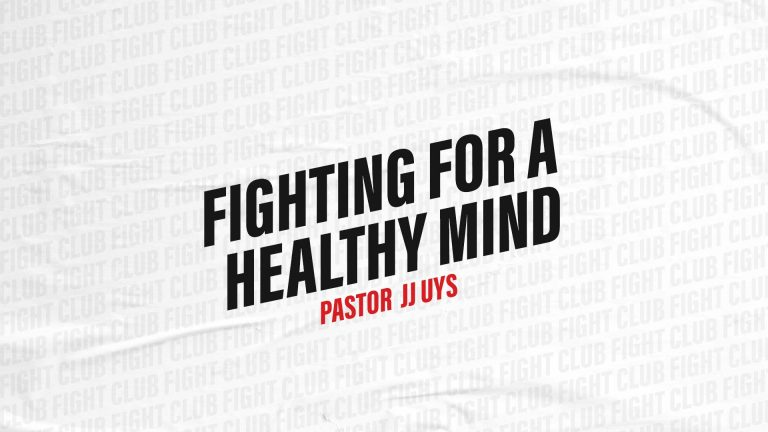 Fighting for a Healthy Mind-Crowley