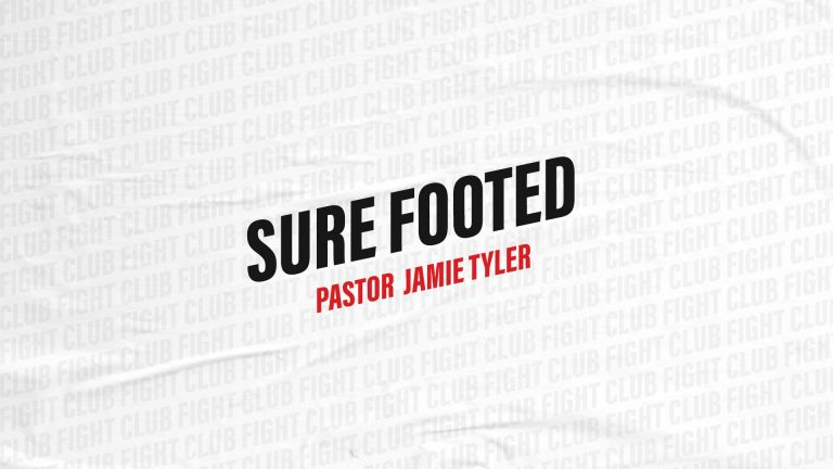 Sure Footed-Eunice