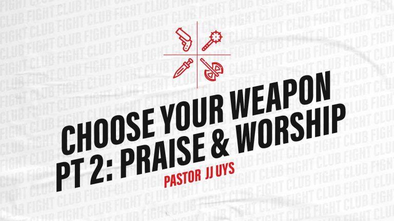 Choose Your Weapon pt2