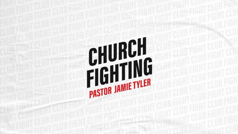 Church Fighting-Eunice