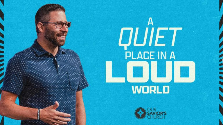 A Quiet Place in a Loud World-Jennings