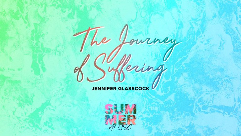 The Journey of Suffering-Eunice
